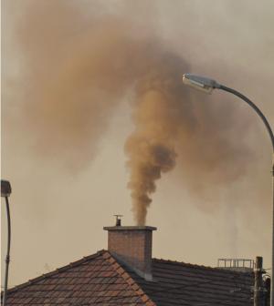 Civilek javaslata a szilárd tüzelés visszaszorítására