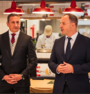Nyitott Magyarország első zöld KFC étterme Debrecenben