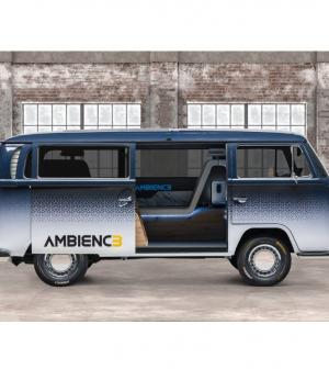 Münchenben bemutatkozott az AMBIENC3