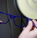 Limitált szemüvegkeret az art deco jegyében