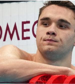 Az aranyérmes, olimpiai csúcsdöntő Milák Kristófon csodálkozik a világ