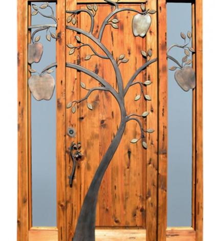 Az acél bejárati ajtók előnyei és hátrányai