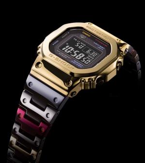 Megérkezett a legújabb aranyszínű tokkal rendelkező fém G-Shock