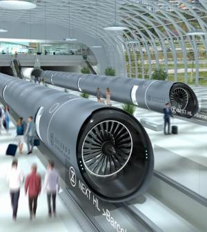 Akár 1000 kilométer/órás sebességgel is száguldhat a jövő lebegő vonata