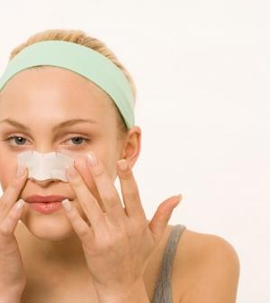 Tippek az orron lévő fekete mitesszerek eltűntetésére