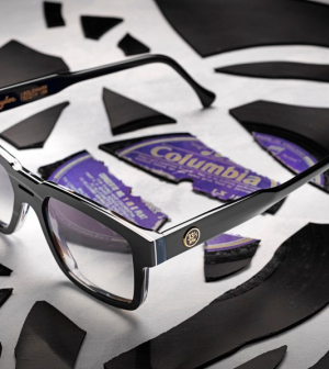 Goldmark - 333 db-os limitált kollekciós szemüvegkeret a Tiptontól