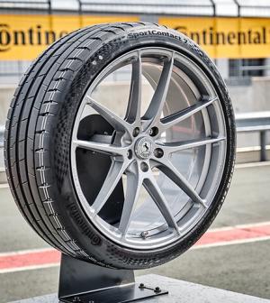 A Continental új sportabroncsa 42 változatban jelenik meg 19 és 23 coll között