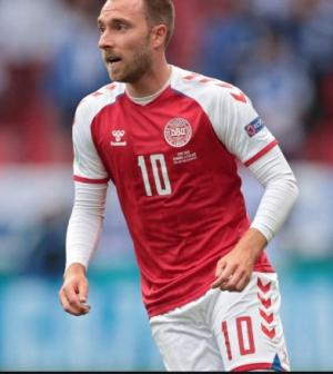 Fel fog épülni a dánok csapatkapitánya, Christian Eriksen