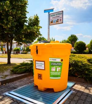 Használt sütőolaj-gyűjtéssel csökkenti a környezeti terheket a SPAR