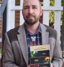 TEK-esektől rettegett a szerző, miközben a könyvét írta