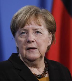 Merkel búcsúja