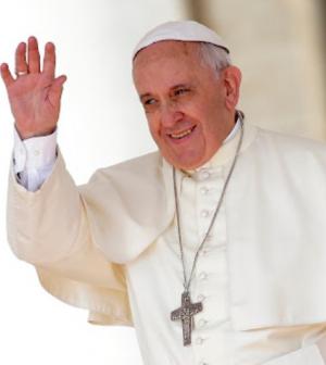 Élőben közvetíti a pápai misét a közmédia