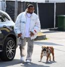 Börtönnel fenyegetik Hamiltont vegán kutyája miatt